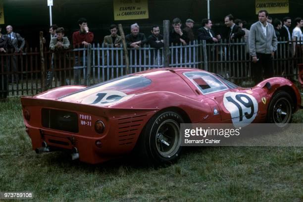 Günther Klass Peter Sutcliffe 24 Hours of Le Mans Le Mans 06 November 1967