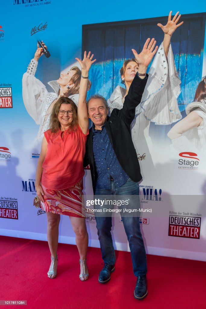 'MAMMA MIA!' Musical Premiere In Munich