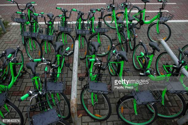 Go Bee Bike company start providing shared cycling services to public in Hong Kong on April 20 2017 Their aim is to reduce traffic congestion and...