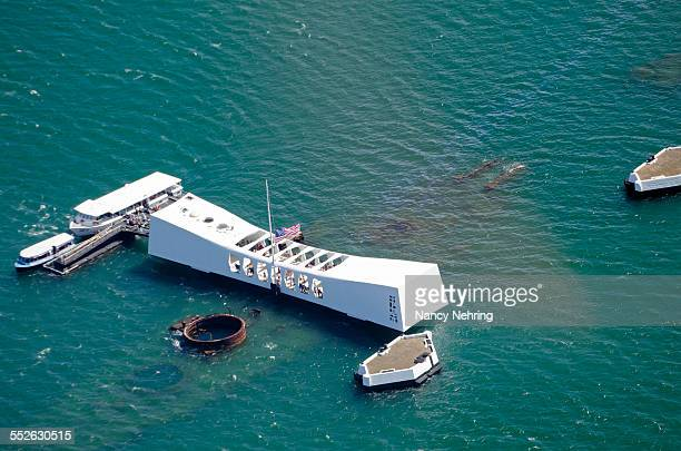 go find your national park - uss arizona memorial stock photos and pictures