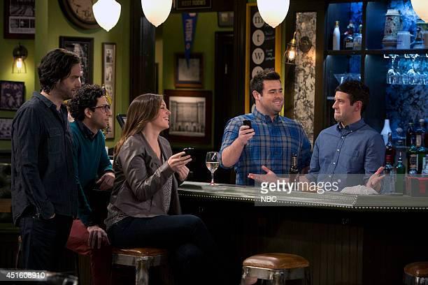 UNDATEABLE Go for Gary Episode 112 Pictured Chris D'Elia as Danny Rick Glassman as Burski Bianca Kajlich as Leslie David Fynn as Brett Brent Morin as...