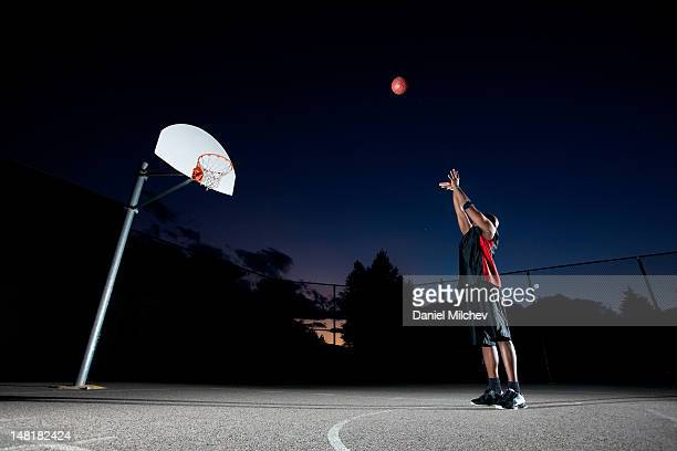 go for the hoop