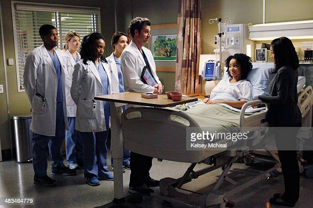 S ANATOMY 'Go It Alone' Cristina enlists Meredith to help her prepare an acceptance speech for her possible Harper Avery win and while Owen offers to...