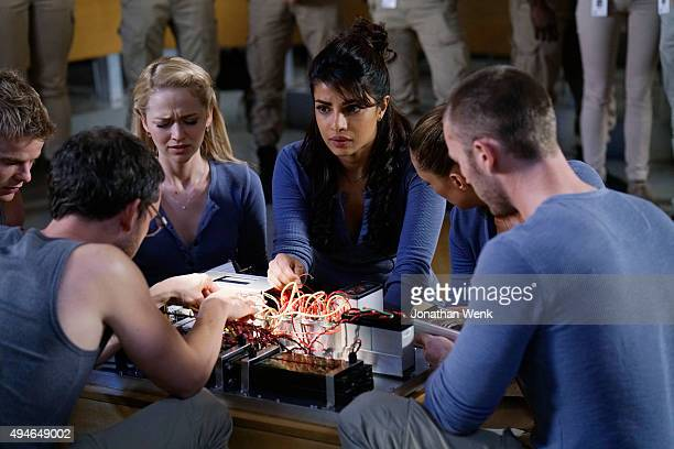QUANTICO 'Go' It's midterm exam time at Quantico where the NATS are given an explosive assignment which results in some people going home for good In...