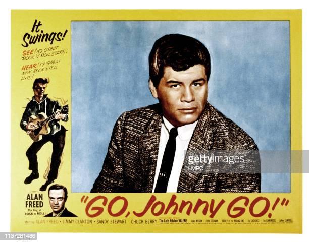 Go, lobbycard, JOHNNY, !, Ritchie Valens, 1959.