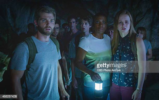 Go Now A potential exit from the Dome is revealed just as the walls begin closing in on those trapped in Chester's Mill on the season finale of UNDER...