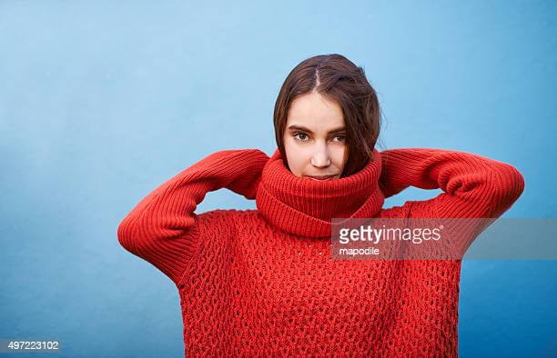 go red or go home - sweater stock pictures, royalty-free photos & images