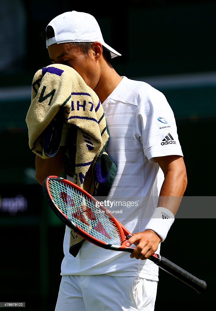 Day One: The Championships - Wimbledon 2015