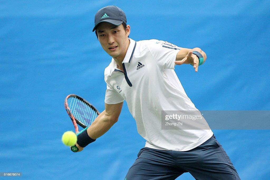 2016 ATP Challenger Tour - 2 : News Photo