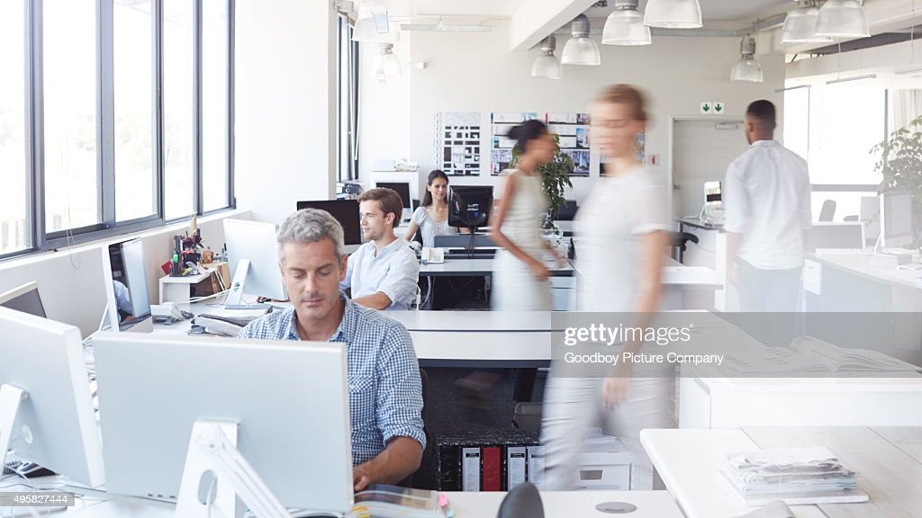 Go the extra mile, it's never crowded : Stock Photo