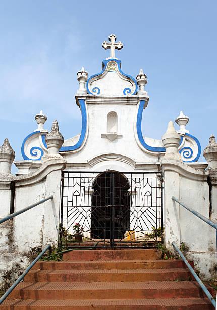 Goa Cemetery Gate