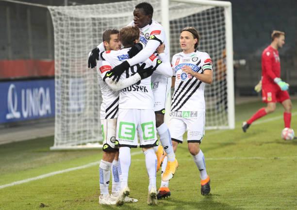AUT: SK Puntigamer Sturm Graz v FC Wacker Innsbruck - Uniqa OeFB Cup