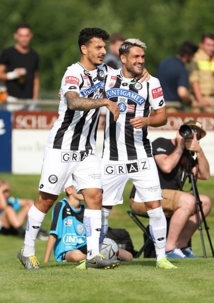 AUT: USK Anif v SK Sturm Graz - Uniqua OeFB Cup
