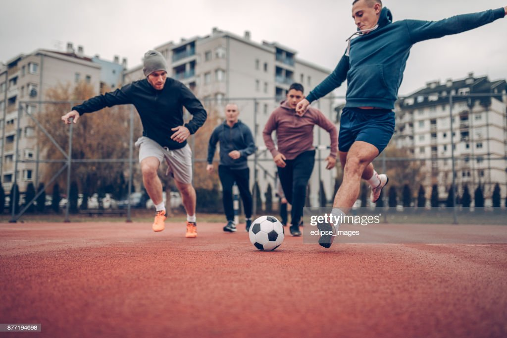 Goal is the target : Stock Photo