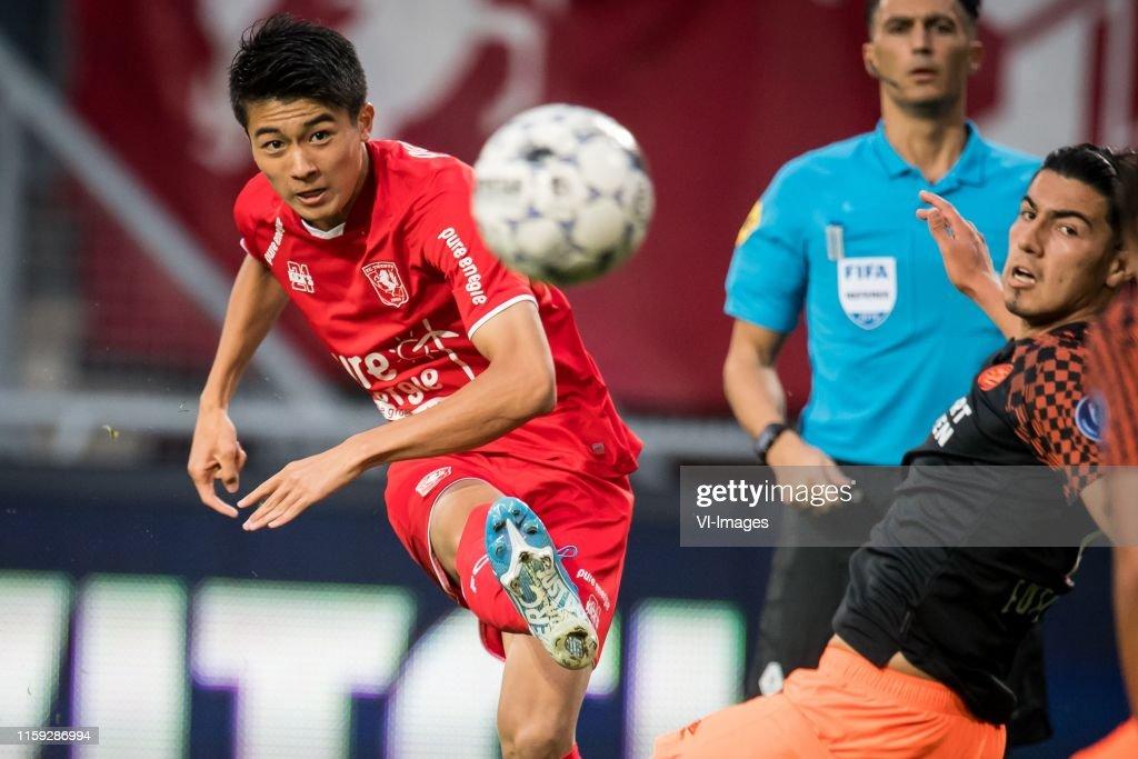 "Dutch Eredivisie""FC Twente v PSV Eindhoven"" : ニュース写真"