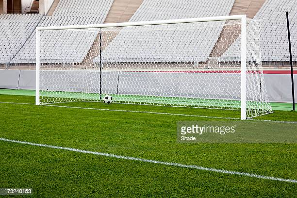 goal - goal post stock photos and pictures