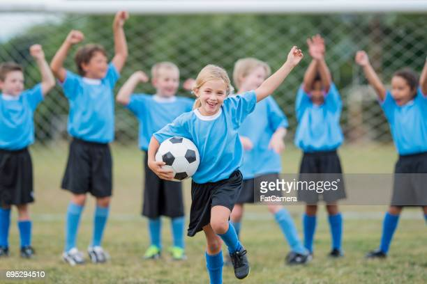 goal! - sports training camp stock pictures, royalty-free photos & images