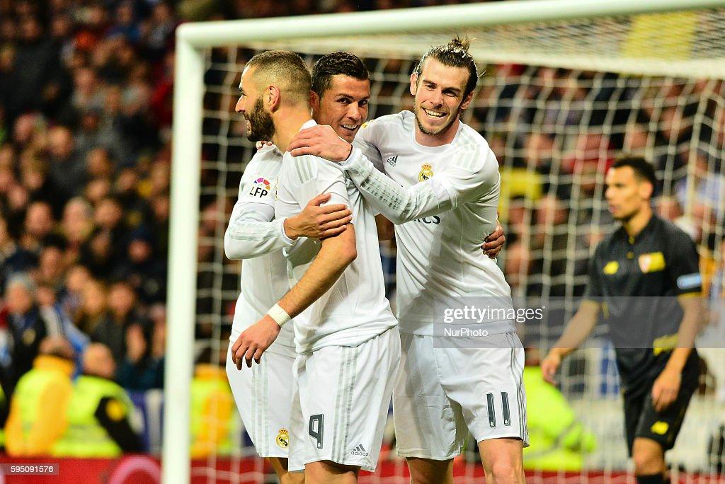 Real Madrid vs Sevilla, La Liga : News Photo