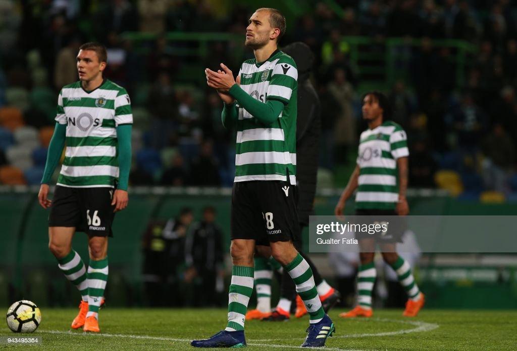 Sporting CP v Pacos de Ferreira - Primeira Liga