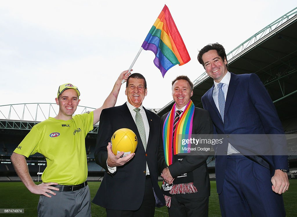 AFL 'Pride Game' Media Opportunity