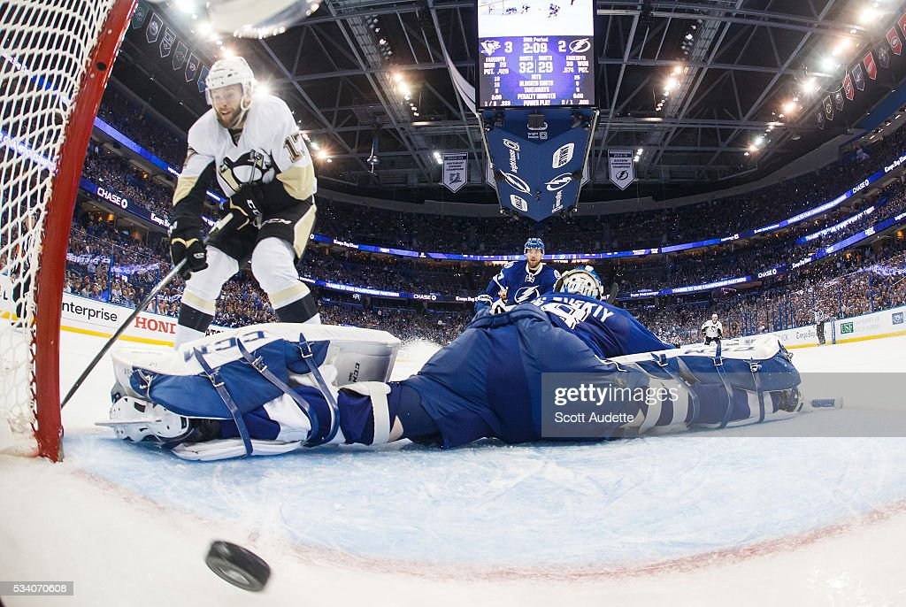 Pittsburgh Penguins v Tampa Bay Lightning - Game Six
