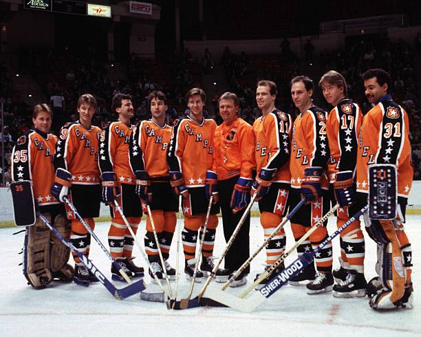 1986 38th NHL All-Star Game: Campbell Conference v Wales Conference