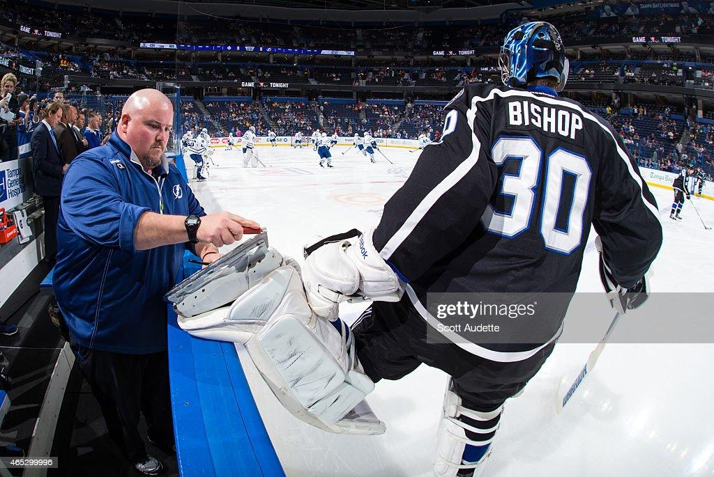 Ben Bishop Lightning