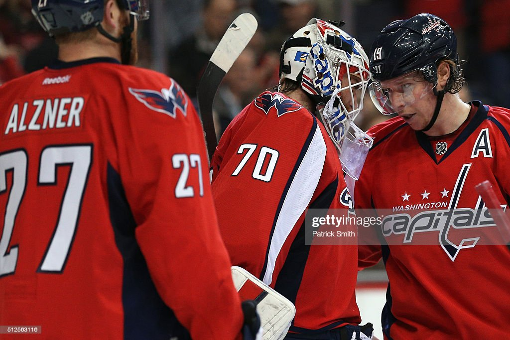 Minnesota Wild v Washington Capitals : News Photo