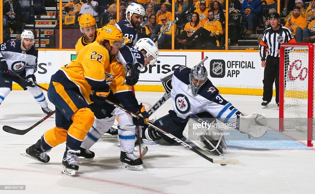 Winnipeg Jets v Nashville Predators - Game Five