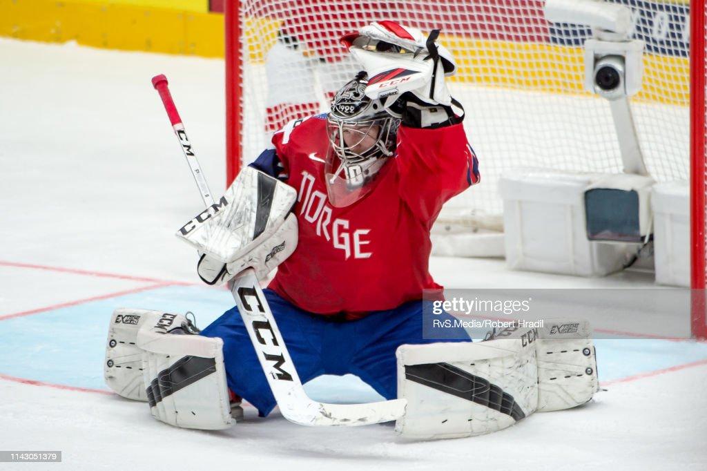 Norway v Czech Republic: Group B - 2019 IIHF Ice Hockey World Championship Slovakia : News Photo