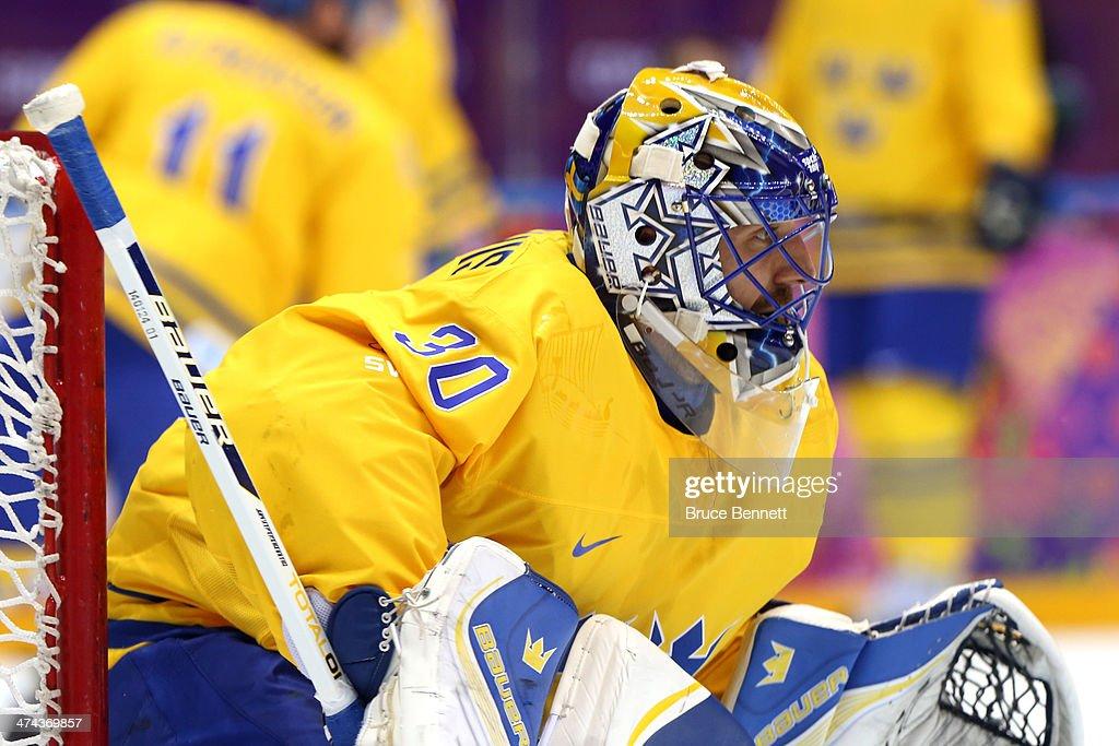Ice Hockey Gold Medal - Sweden v Canada : News Photo