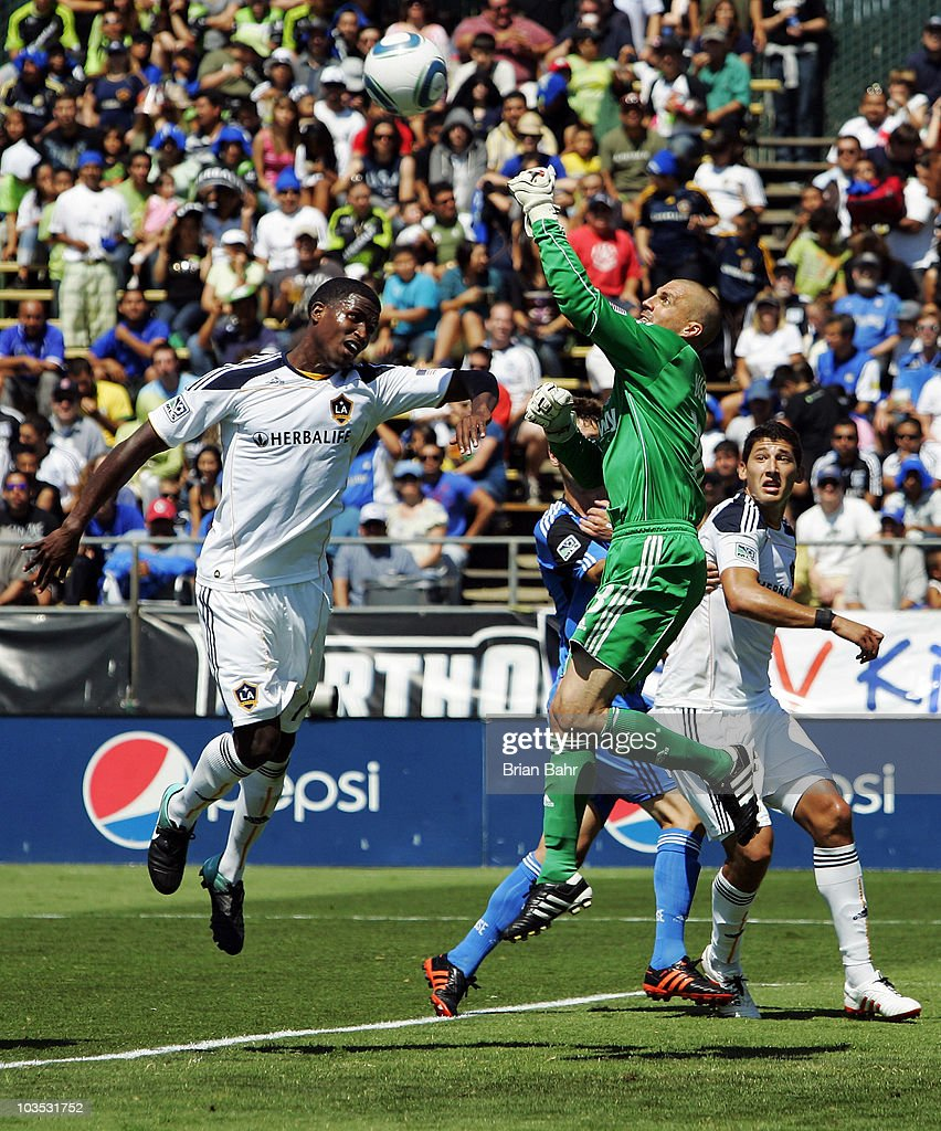 Los Angeles Galaxy v San Jose Earthquakes