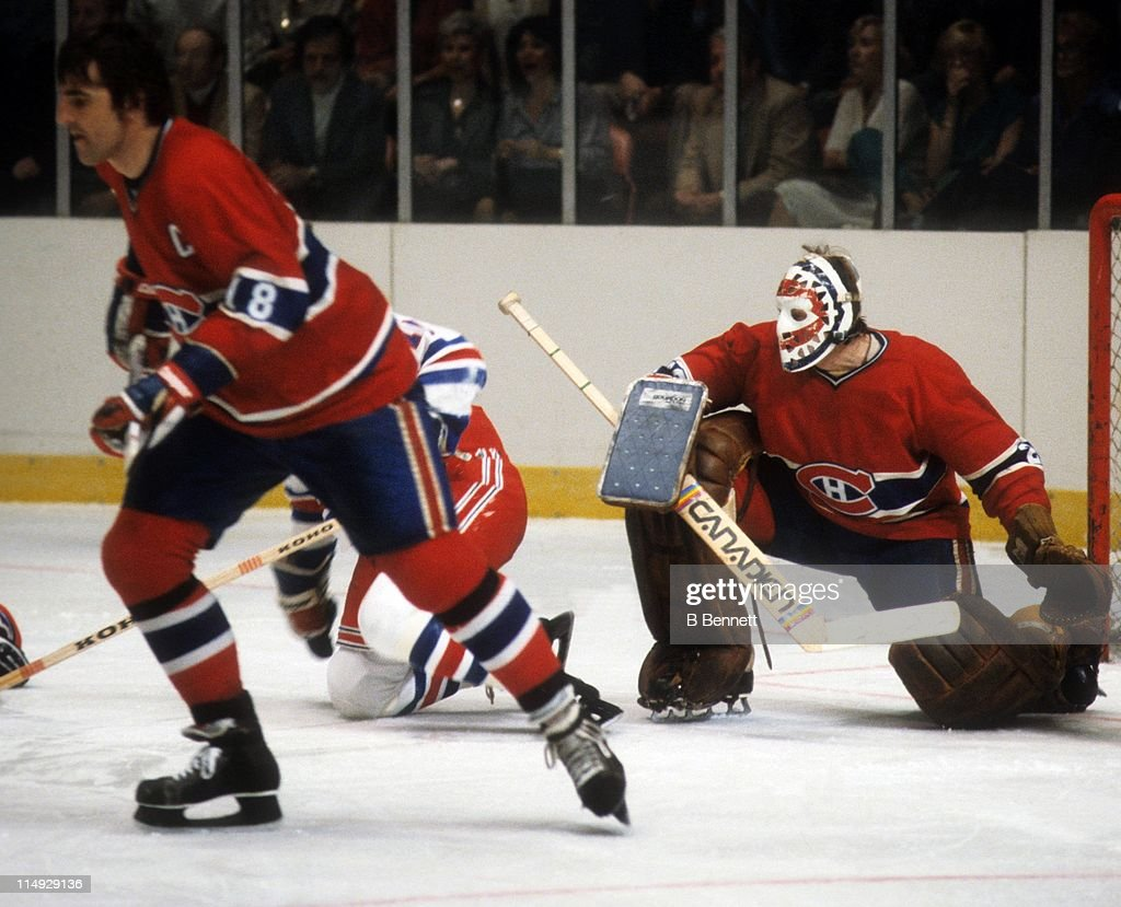 Montreal Canadiens v New York Rangers : News Photo