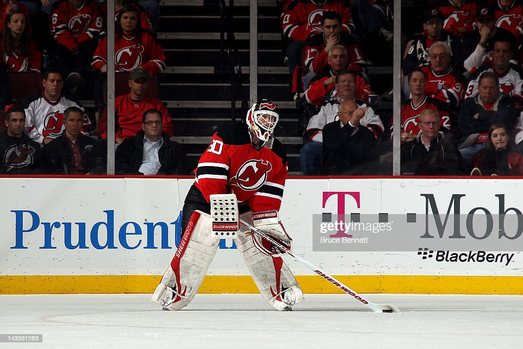 Florida Panthers v New Jersey Devils - Game Six : News Photo