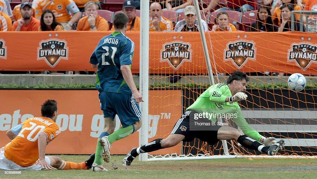 Seattle Sounders FC v Houston Dynamo