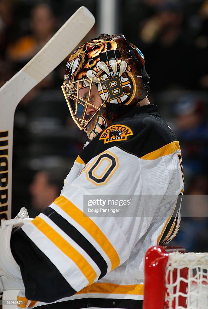 Boston Bruins v Colorado Avalanche : News Photo