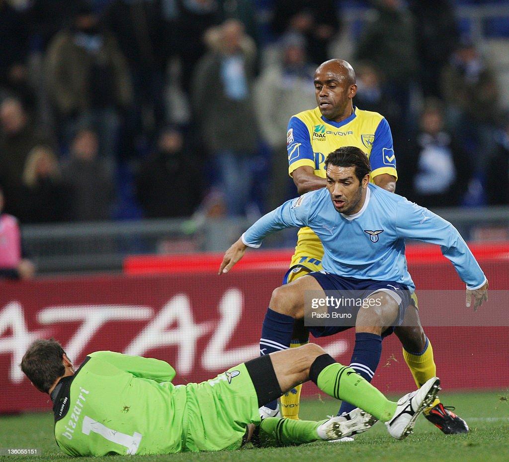 SS Lazio v AC Chievo Verona  - Serie A : News Photo