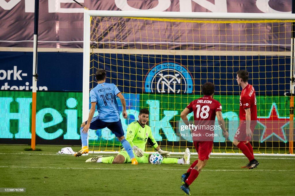 Toronto FC v New York City FC : Foto di attualità