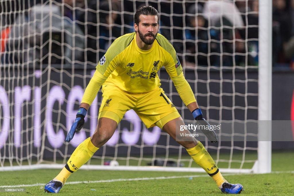 UEFA Champions League'Paris St Germain v Liverpool FC' : News Photo
