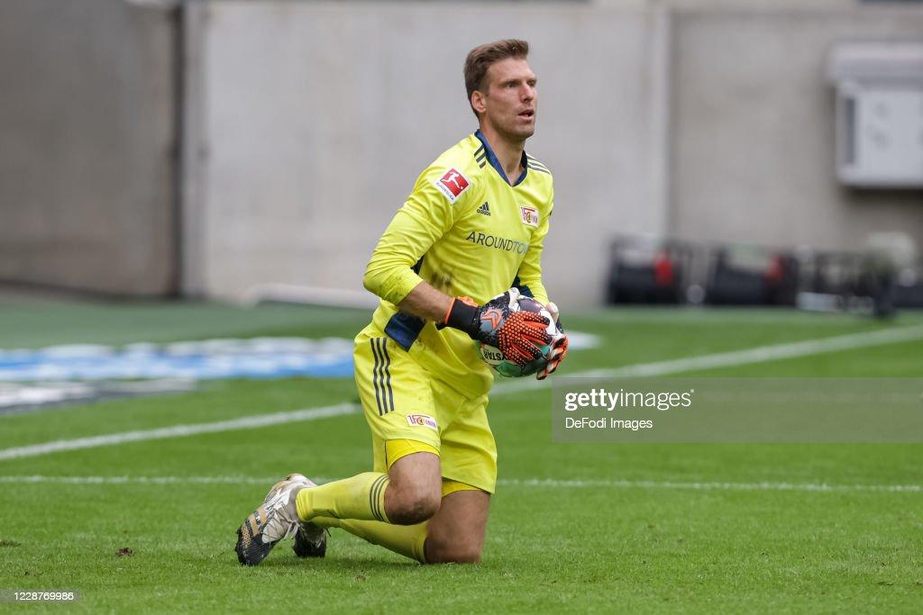 BUNDESLIGA - Borussia Moenchengladbach v Union Berlin : News Photo