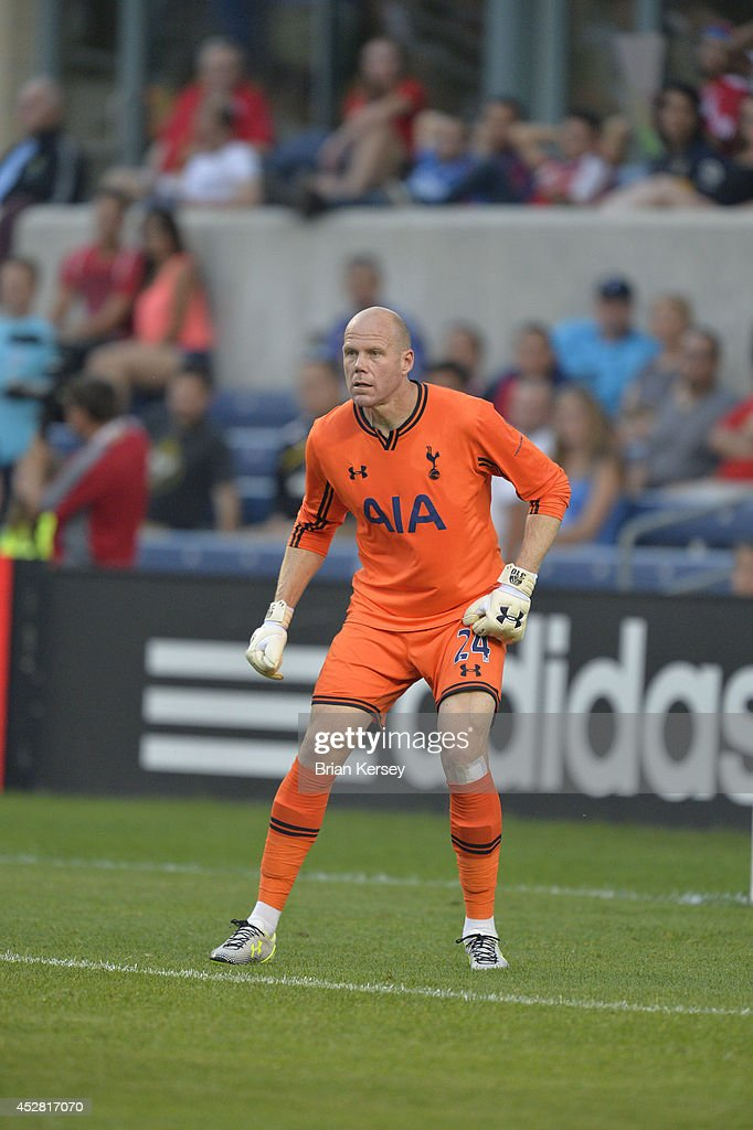Tottenham Hotspur v Chicago Fire : News Photo