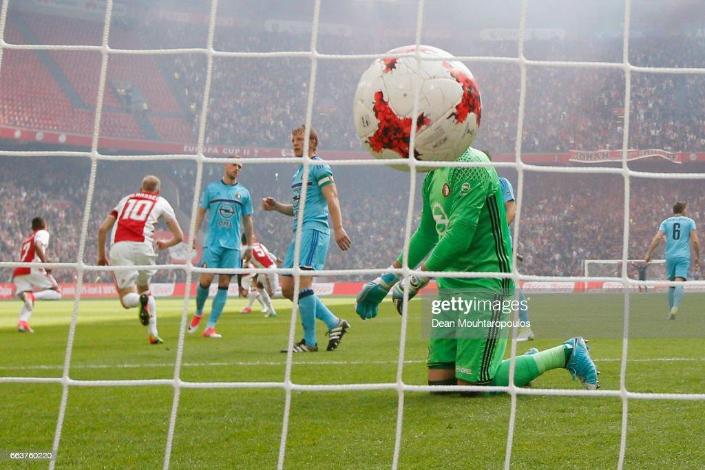 AFC Ajax v Feyenoord - Eredivisie