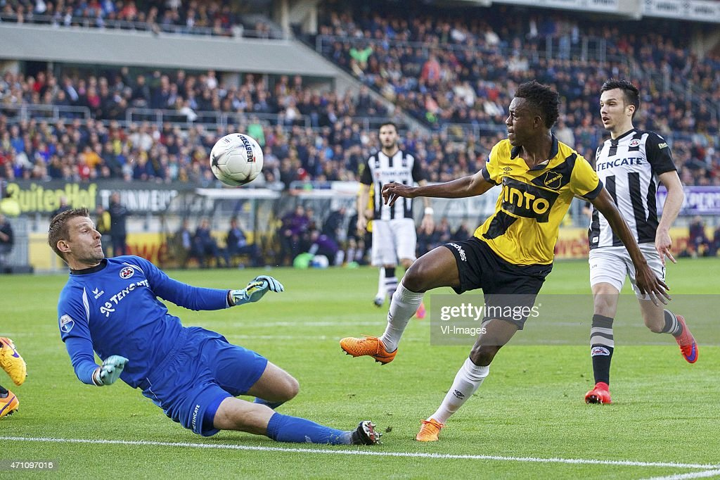 Dutch Eredivisie - 'NAC Breda v Heracles Almelo' : News Photo