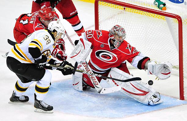 Boston Bruins v Carolina Hurricanes