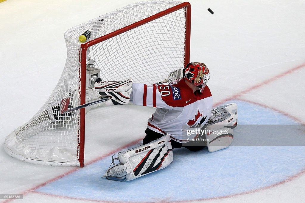 Canada v Switzerland - 2010 IIHF World Championship