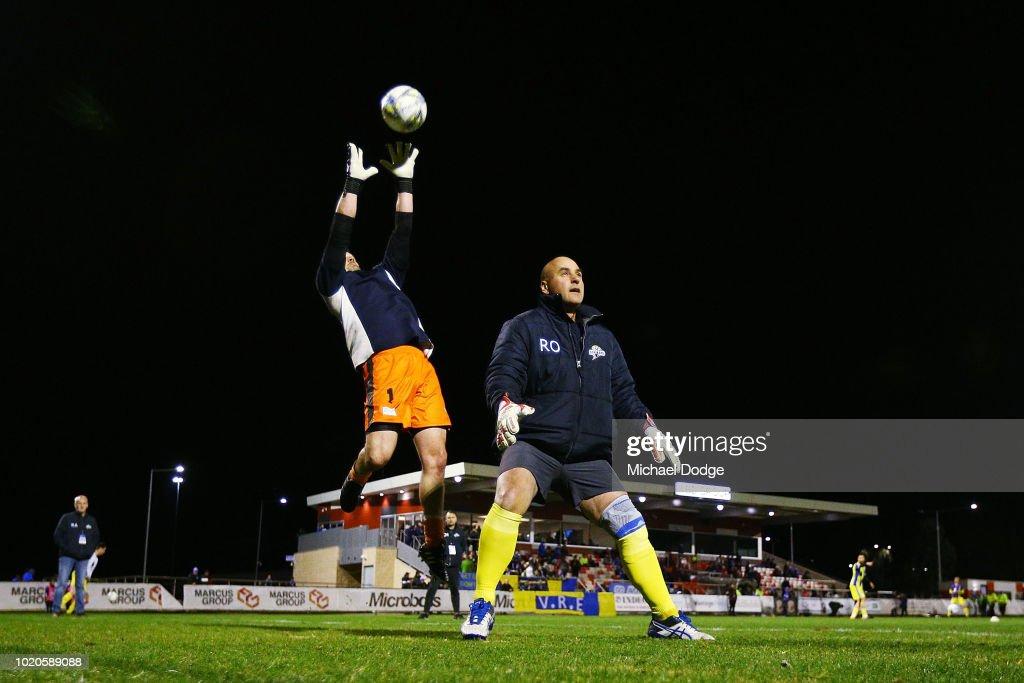FFA Cup Rd of 16 - Avondale FC v Devonport Strikers