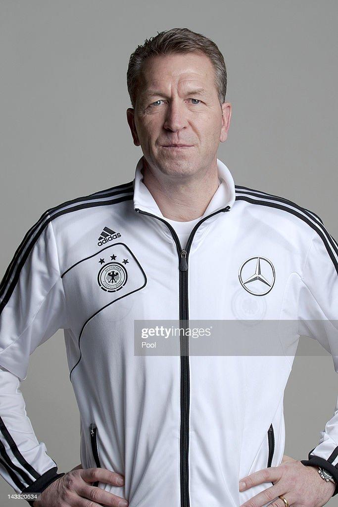Euro 2012 - Germany Headshots