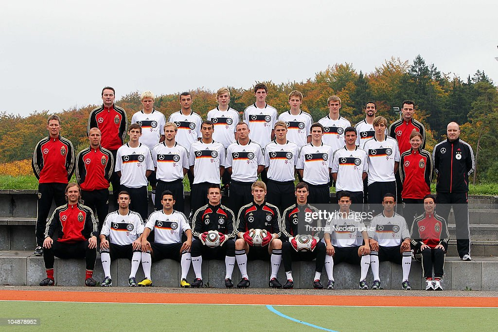 U 20 Germany - Team Presentation