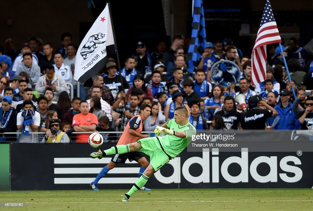 Chicago Fire v San Jose Earthquakes : News Photo