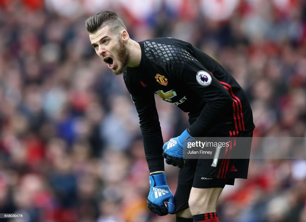 Manchester United v AFC Bournemouth - Premier League : News Photo